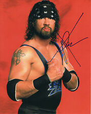 Wwe signed photo x-pac catch wwf légende coa wcw nwo dx