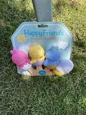 Magic Years Happy Friends Finger Puppet Set - 4pc