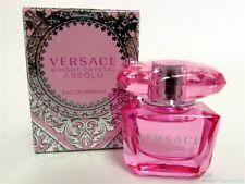 Versace Bright Crystal Absolu Women's Eau de Parfum EDP Mini .17 oz 5 ml NIB