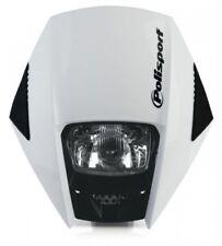 Recambios Polisport color principal blanco para motos Honda