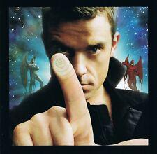 Robbie WILLIAMS-INTENSIVE CARE-CD ALBUM NUOVO-ADVERTISING Space