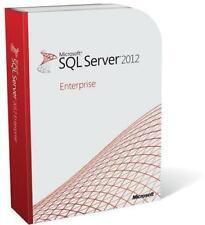 Microsoft SQL Server 2012 Enterprise Licence Key - Fast Delivery