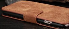 Leather Mobile Phone Cover iPhone 6 6S 5 5S Samsung S4 S5 N2 3 Wallet Case SALE