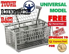 Best quality universal dishwasher cutlery basket. Reinforced base. Free Postage