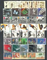GR. BRITAIN 1996 Commemorative Year Set, 9 sets Mint NH