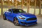 FORD MUSTANG 5.0-500BHP/AUTO/GT350/FERRADA ALLOY/REMUS EXHAUST/LOWERED/INTAKE/PX