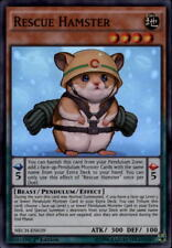 2014 Yu-Gi-Oh New Challengers #NECHEN039 Rescue Hamster SR