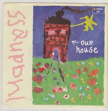 "Madness Our House / Walking With Mr. Wheeze 80`s Teldec STIFF 7"" Single"