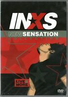 Inxs DVD Live & More Brand New Sealed