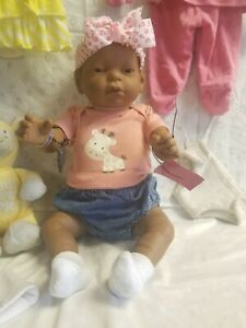 RealCare Baby Think It Over RealityWorks  2plus Ethnic doll Working