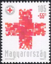 Hungary 2010 Red Cross Fund/Health/Welfare/Medical/Animation 1v (n45160)