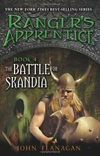 The Battle for Skandia: Book Four (Rangers Apprentice) by John A. Flanagan
