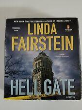 Hell Gate Linda Fairstein ISBN 978-0-14-314532-5 Unabridged 10 CDs 11 hours FS