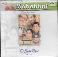 MOHABBAT - OF SATHI CHAL - À. 1 & 2 - FILMS SONGS - CD NEUF