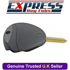 Citroen 2 Button Remote Key Fob Case Shell Fits Dispatch Synergie Xantia + Logo