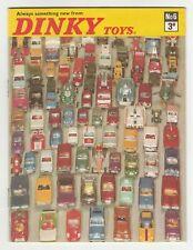 1970 Dinky Toys catalog