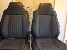 Torana Lh SLR 5000 Seat Covers,slate+Grey Golfball Insert,Front+rear,aussie Made