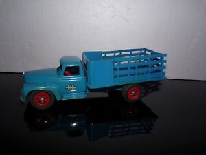 Vintage Product Miniature IH International Harvester L-150 Stake Promo Truck