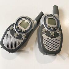 Bell FRS 2-way Radio walkie talkie Scanner LCD Family Radio Service
