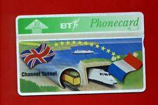 """UNITED KINGDOM: BTO-087 """"Channel Tunnel"""" 10u CN:410M New"""