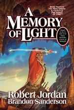 A Memory of Light  [Wheel of Time, Book 14]
