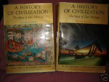 2Volset A HISTORY OF CIVILIZATION The Story of our her