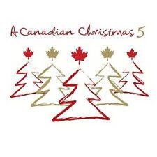 Canadian Christmas 5 Various Artists MUSIC CD