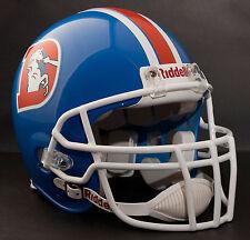 TERRELL DAVIS Edition DENVER BRONCOS 1995-1996 Riddell AUTHENTIC Football Helmet