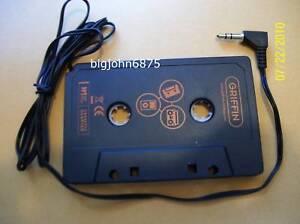 Griffin DirectDeck Universal Cassette Adapter for MP3