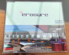 Erasure - Freedom ReMIXES CD  Single 3x Tracks