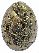 Iron Pyrite Egg Cluster - Fool's Gold Sample - 584 grams - PYR083EGG