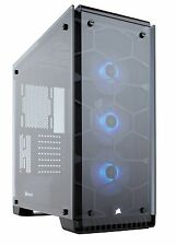 Corsair Crystal Series 570X RGB ATX Mid-Tower Case (cc-9011098-ww) (cc9011098ww)