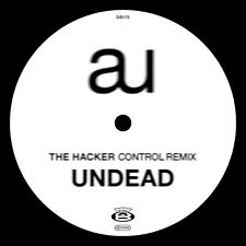 ARTIST UNKNOWN - UNDEAD/CONTROL REMIXES   VINYL LP SINGLE NEU