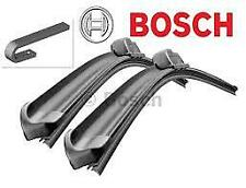 """BOSCH AEROTWIN RETRO PAIR Hook Fitting Front Wiper Blades  26""""_19"""