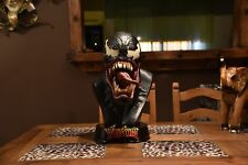 VENOM LIFE SIZE BUST 1ST VERSION SIDESHOW SPIDERMAN MARVEL SPIDER-MAN