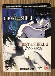 Ghost In The Shell & Ghost In The Shell 2:Innocence