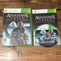 Assassin's Creed: Revelations (Microsoft Xbox 360, 2011)- Complete