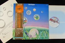 CLEARLIGHT forever blowing bubbles JAPAN AUDIOPHILE LP/INSERT/prog jazz rock NM-
