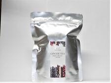 Ginger Herbal Tea - 150 Tea Bags - Ginger Root - Caffeine Free 100% Natural