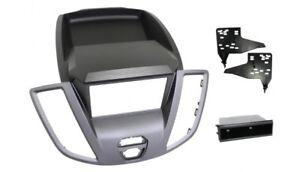 Pour Ford Transit V363 Diaphragme Autoradio Montage Cadre Double-Din 2-DIN Gris