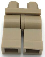 Lego New Plain Tan Hips and Legs Minifigure Khaki Pants