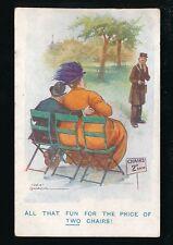 Artist FRED SPURGIN Romance Comic A&H Civil Life Series #575 PPC