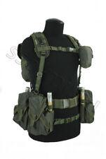 Smersh Vest SSO / SPOSN Russian Tactical Vest Olive Army Spetsnaz Full set! NEW!