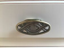 Vintage Cabinet Door Drawer  Handle Pull Dresser Knob Antique Bronze