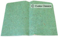 CLASSIC MGB GT Carpet Felt Kit FOR BOOT Sound Proofing FROM 1966 TO 1980