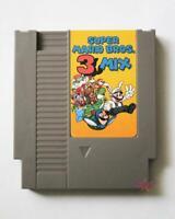 🎇 Super Mario Bros. 3 Mix🎇 Nintendo NES 🎇 72 pins USA NTSC / PAL Cartridge