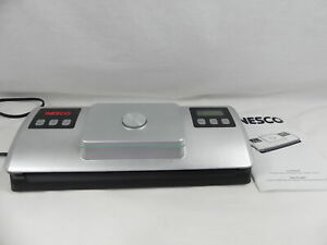 Nesco VSS-01 Automatic Food Vacuum Sealer