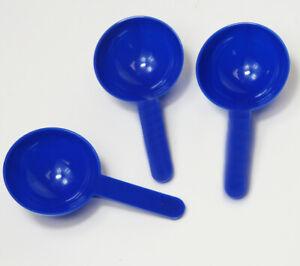 15ml Blue Plastic Measure Scoop - 5 to 50 Scoops - Protein Supplement - Food