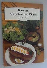 Rezepte der polnischen Küche~~ 1. Auflage 1988, Verlag für die Frau Leipzig/DDR