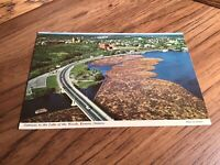 Vintage Kenora Ontario Canada Postcard Gateway To The Lake Of The Woods Unposted
